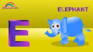 Rainbow Kidz Elephant