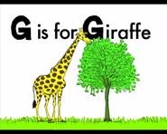 ABCD Giraffe