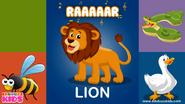 Ebubuzz Kids Lion