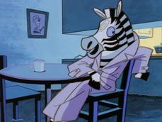 Dexter's Labatory Zebra