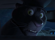 Zootopia Black Panther