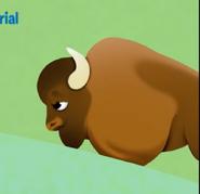 Veggietales Bison Male
