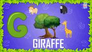 Baby Time Giraffe