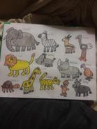 Grassland Animals