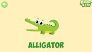 Candybots Alligator