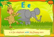 CBeebies Elephant