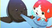 Yokai-watch Seal