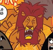 PPG Super Smash Up Lion