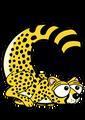 Cheetah-alphabetimals