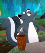 Skunk yow
