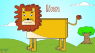 English Tree TV Lion