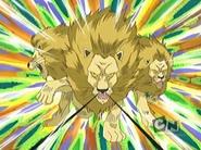 Bobobo-bo-bo-bobo Lions
