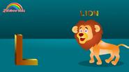 Rainbow Kidz Lion