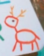 Reindeer in Draw