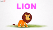 MagicBox Lion