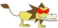 Lie Lion