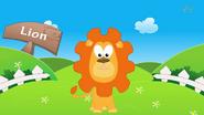 Kids TV Lion
