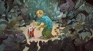 Zootopia Concept Art by Cory Loftis Disney 07