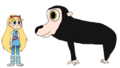 SVTFOE Chimpanzee