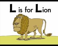 ABCD Lion