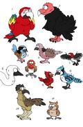 Birdy Bunch