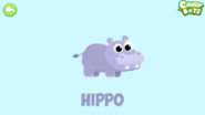 Candybots Hippopotamus