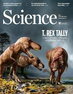 Science Magazine T. Rex Tally
