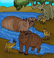 Cretan Dwarf Hippopotamus