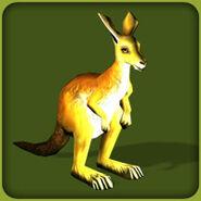 Red Kangaroo (Blue Fang)