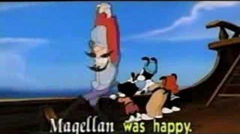 Animaniacs - Ballad of Magellan