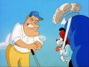 Bob Hope and Wakko