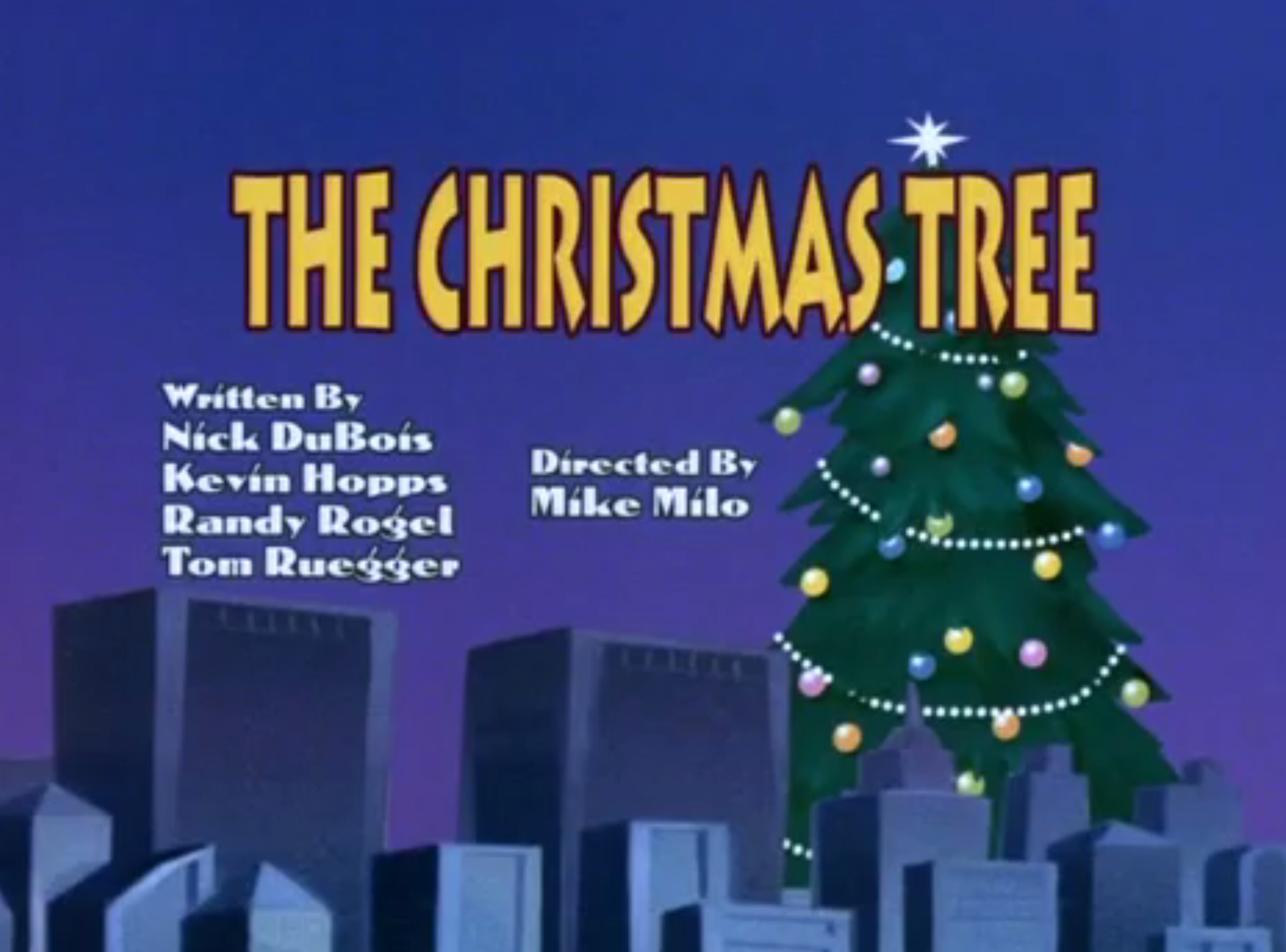 Episode 98: The Christmas Tree/Punchline (Part I)/Prom Night/Punchline (Part II)