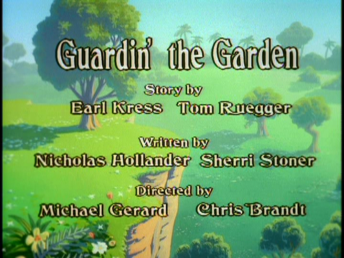 Episode 22: Guardin' the Garden/Plane Pals