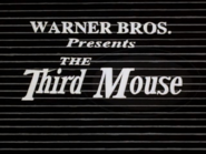 The Third Mouse title card