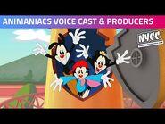 AN-I-MAN-IACS! Cast & Producer Panel
