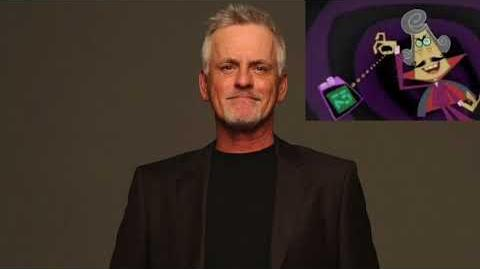 Obscure Voices Rob Paulsen as The Amazing Dr