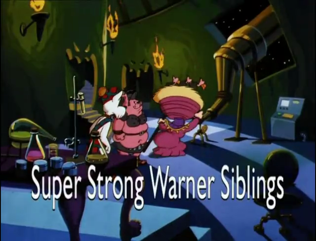 Episode 70: Super Strong Warner Siblings/Nutcracker Slappy/Wakko's New Gookie/A Quake, a Quake!