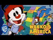 Animaniacs SING-ALONG - Wakko's America - WB Kids