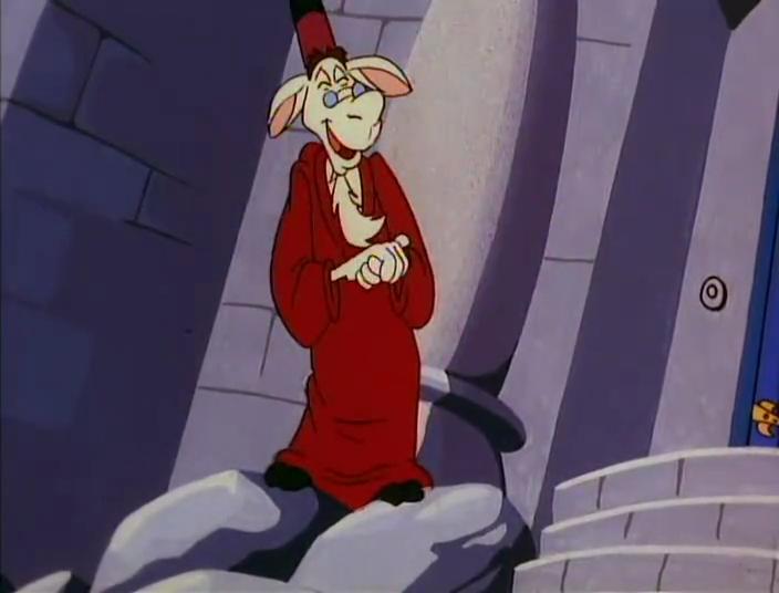 Wally Llama (character)