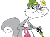 Slappy Squirrel (character)
