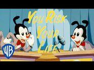Animaniacs - Yakko's Crazy Game Show - Classic Cartoon - WB Kids