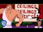Animaniacs - The Warners' Ceiling Painting - WB Kids
