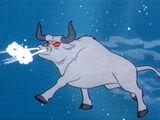 Tamuka the Ghost Bull