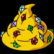 Icon goldenTurd