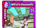 Will of a Housewife