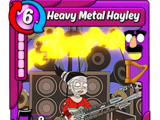 Heavy Metal Hayley