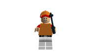 Bobby Spaslheimer LEGO