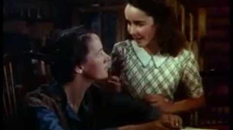 National Velvet (1944) Fan Video (Bryan Adams - Here I Am )