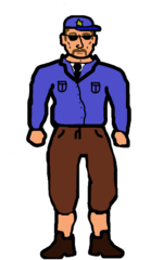 Brad Dragarag the Security Guy Cell.png