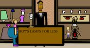Roy's Lamp Shop